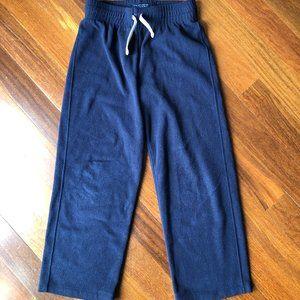 Children's Place Navy Blue Fleece Sweatpants